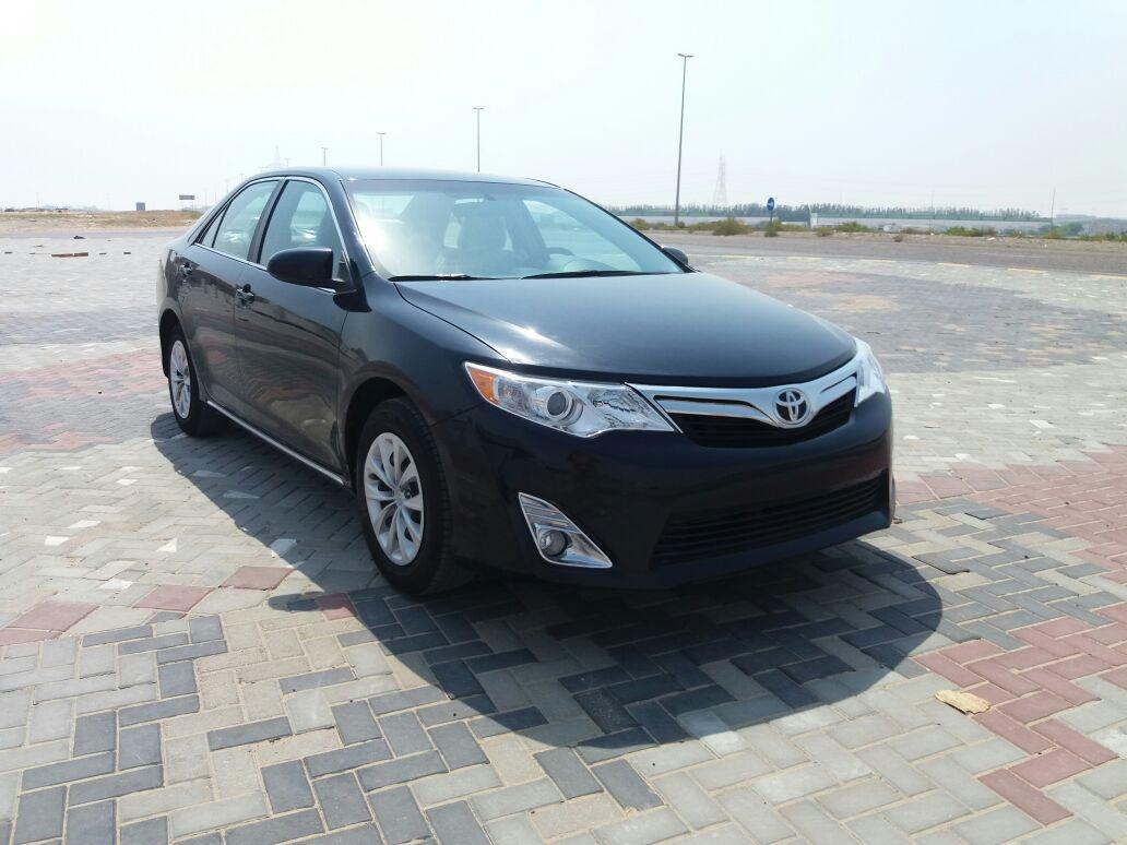 Toyota Camry 2012 American Spec Kargal Classifieds Uae