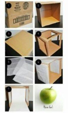 cara membuat studio mini