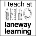 I teach at Laneway Learning