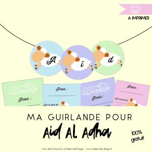 Guirlande Aid Al Adha