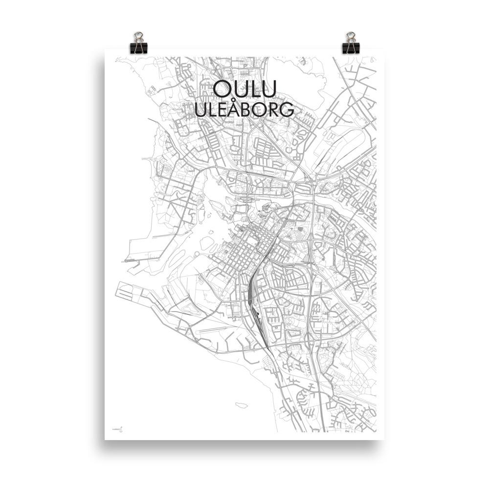 Oulu Juliste Classic Karikko
