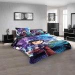 Movie Coraline D 3d Bedding Sets Duvet Cover Pillow Cases Karikshop