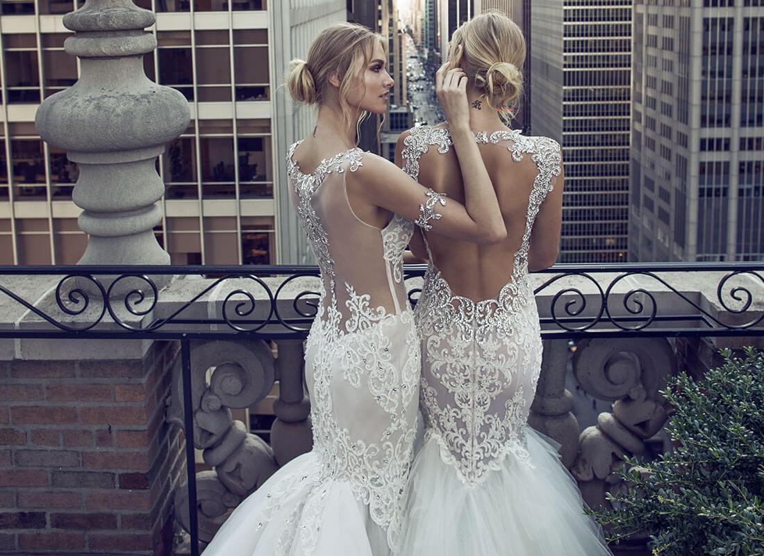 Top 2018 Wedding Dress Trends