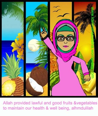 karimahs tropical fruits