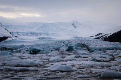 Glaciers of Ice