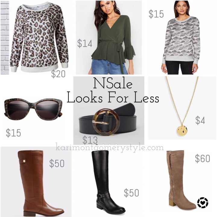Nordstrom Sale Looks For Less, NSale Fall Style Guide 2019