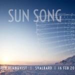 Sun Song in Svalbard