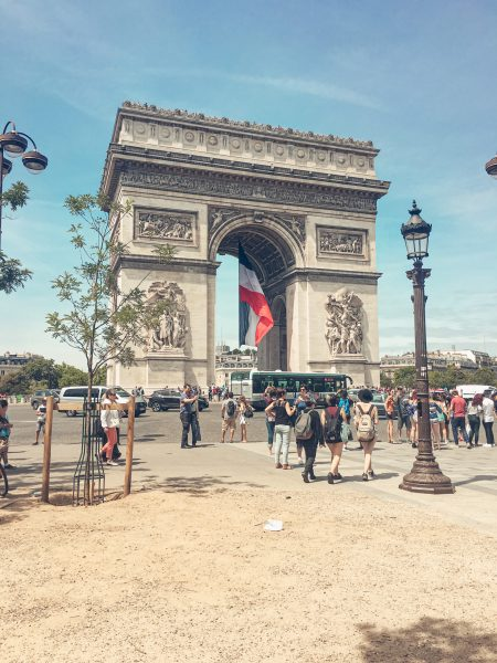 Best instagram photos in Paris