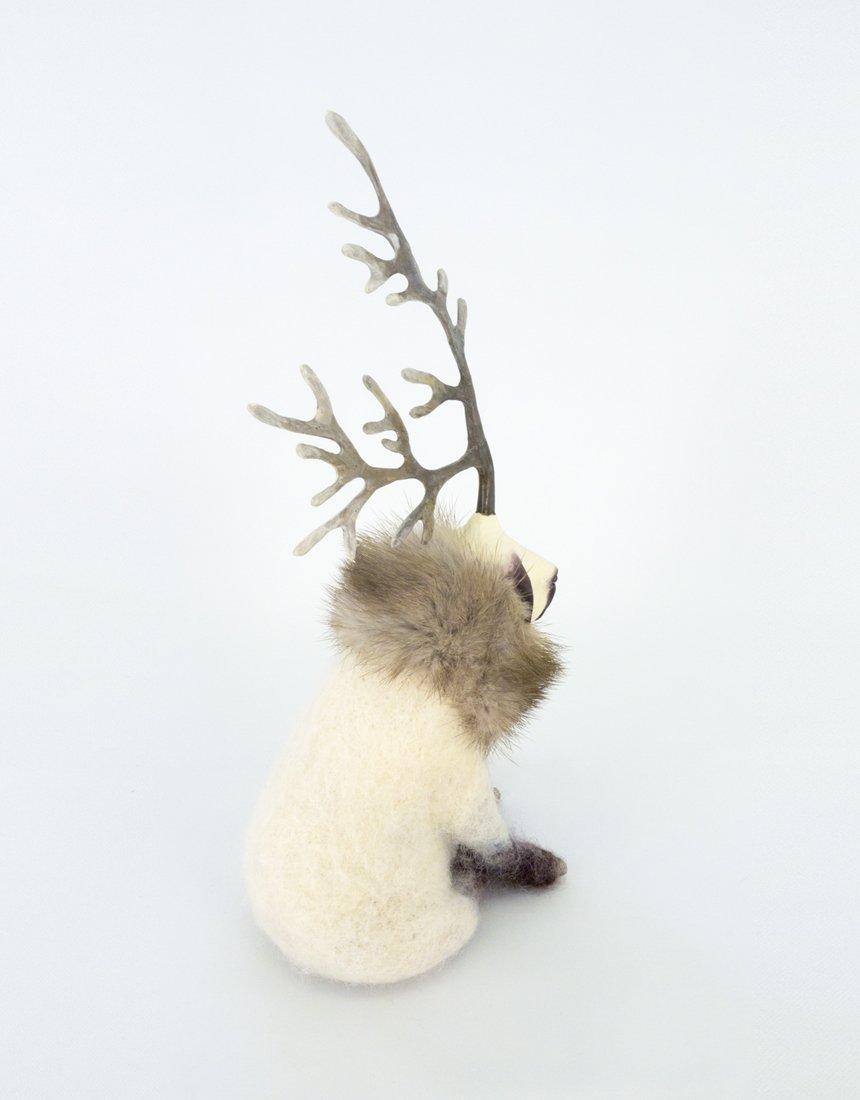 Mixed Media Fine Art Soft Sculpture by Karina Kalvaitis
