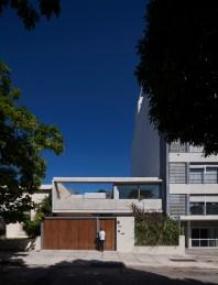 Casa Vidrio Calle Libertad Karin Bia Arquitecta Uruguay