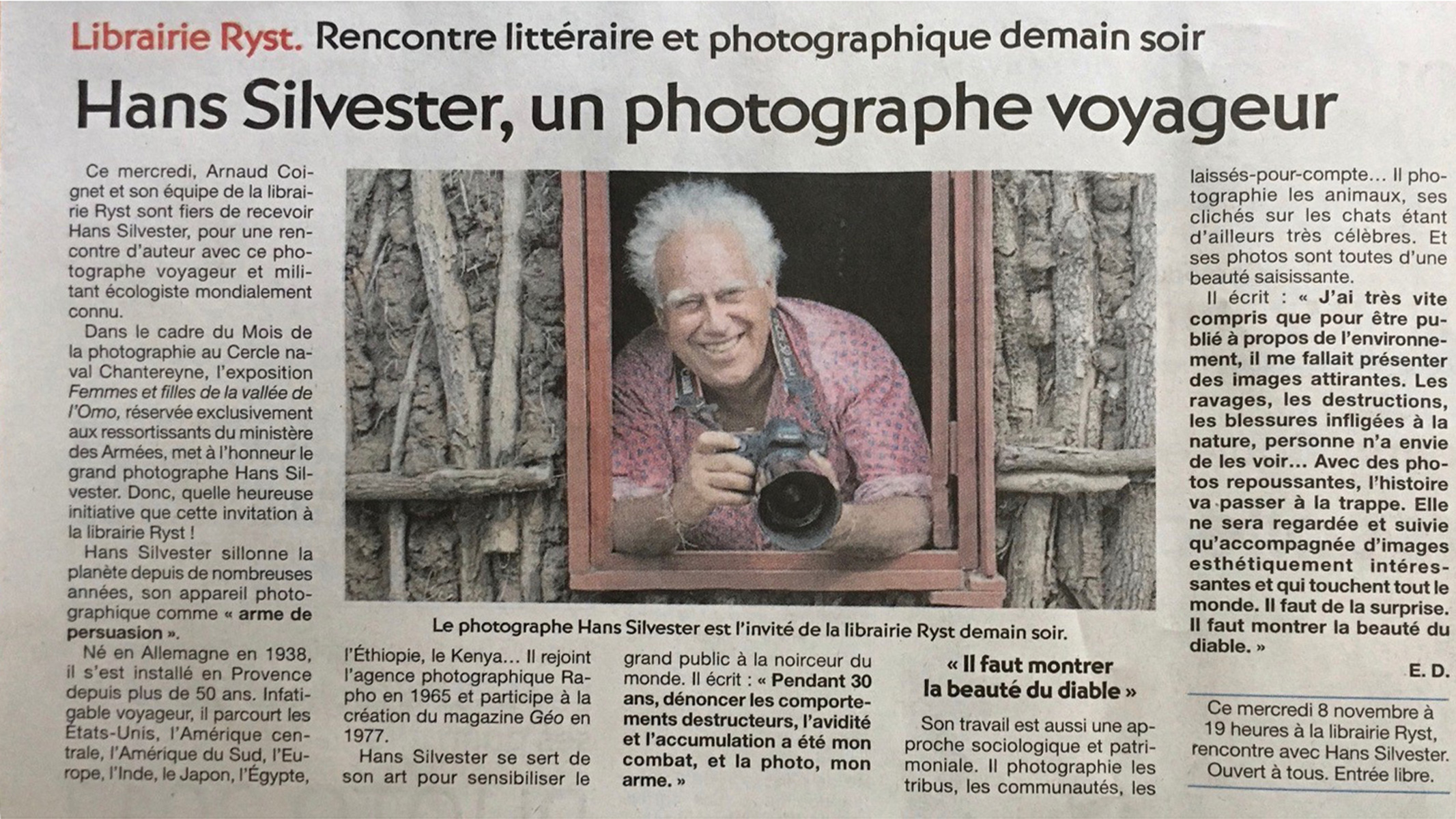 MOIS DE LA PHOTOGRAPHIE, MONTH OF PHOTOGRAPHY, DES MONATS DER FOTOGRAFIE, МЕСЯЦ ФОТОГРАФИИ