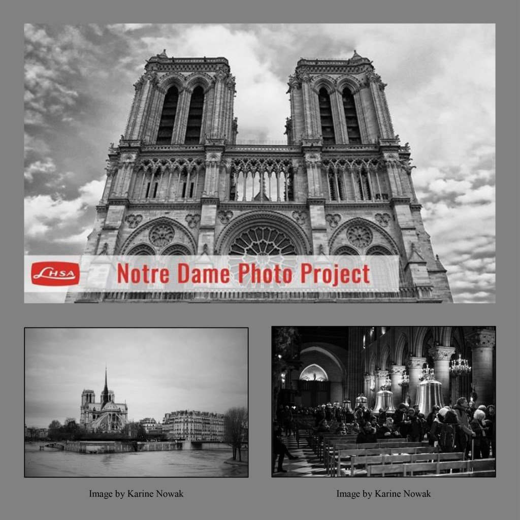 LHSA The International Leica Society - Notre-Dame Photo Project - Karine Nowak