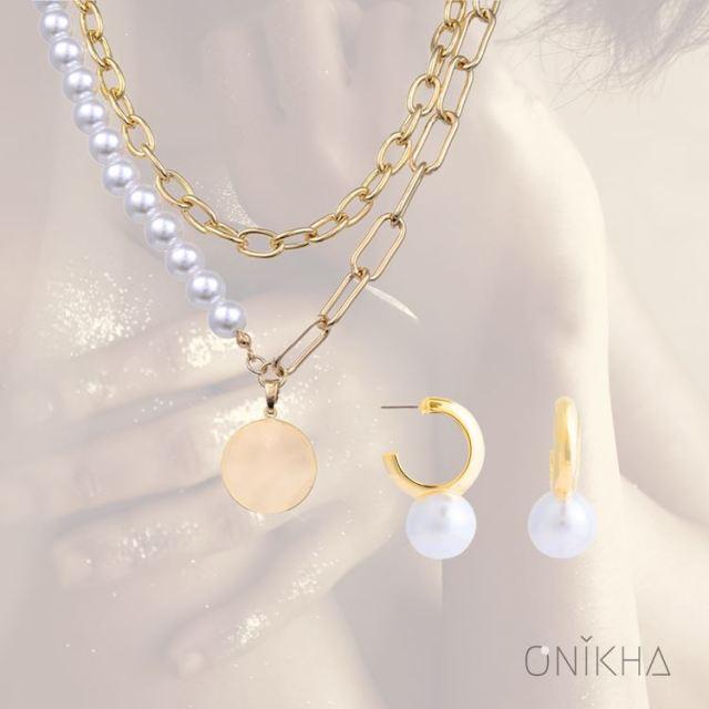 lot perles onikha