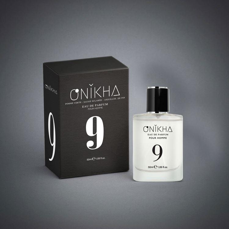 Onikha Parfums - Mcnutrition - Karinealook - Eau de parfum pour homme 9 - ONK034 - inspiré de hugo
