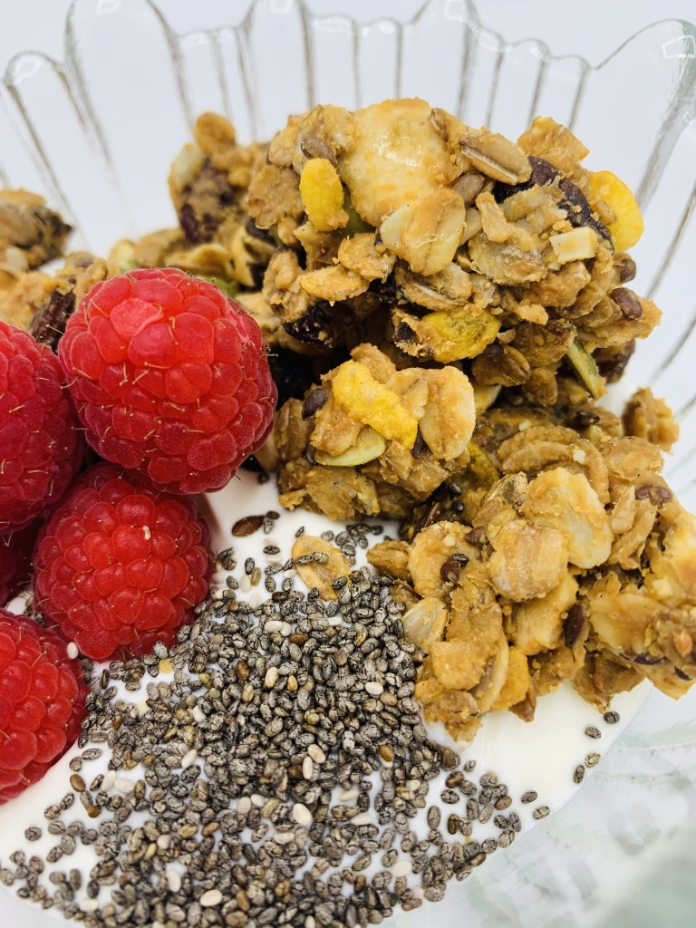 Granola Recipe You Can't Miss