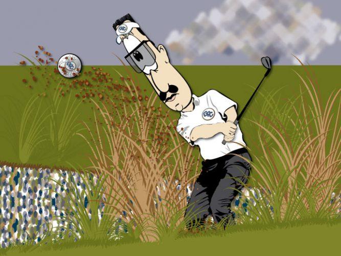 Will Golfer Glassiers Physio