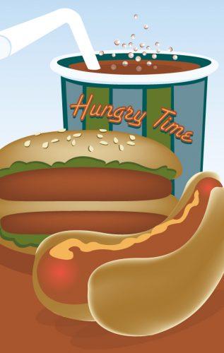 Time to Eat | Burlodge
