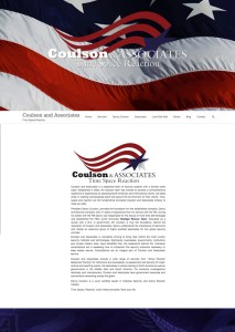 Coulson and Associates Site Header