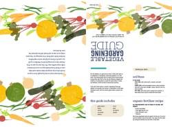 4. Becky Joy: Vegetable Gardening Guide (Side B)