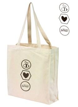 20. Camille Segur: Canvas Bag