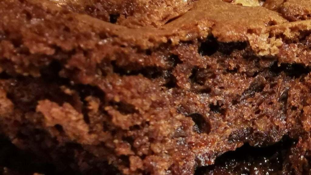 brownie final découpe