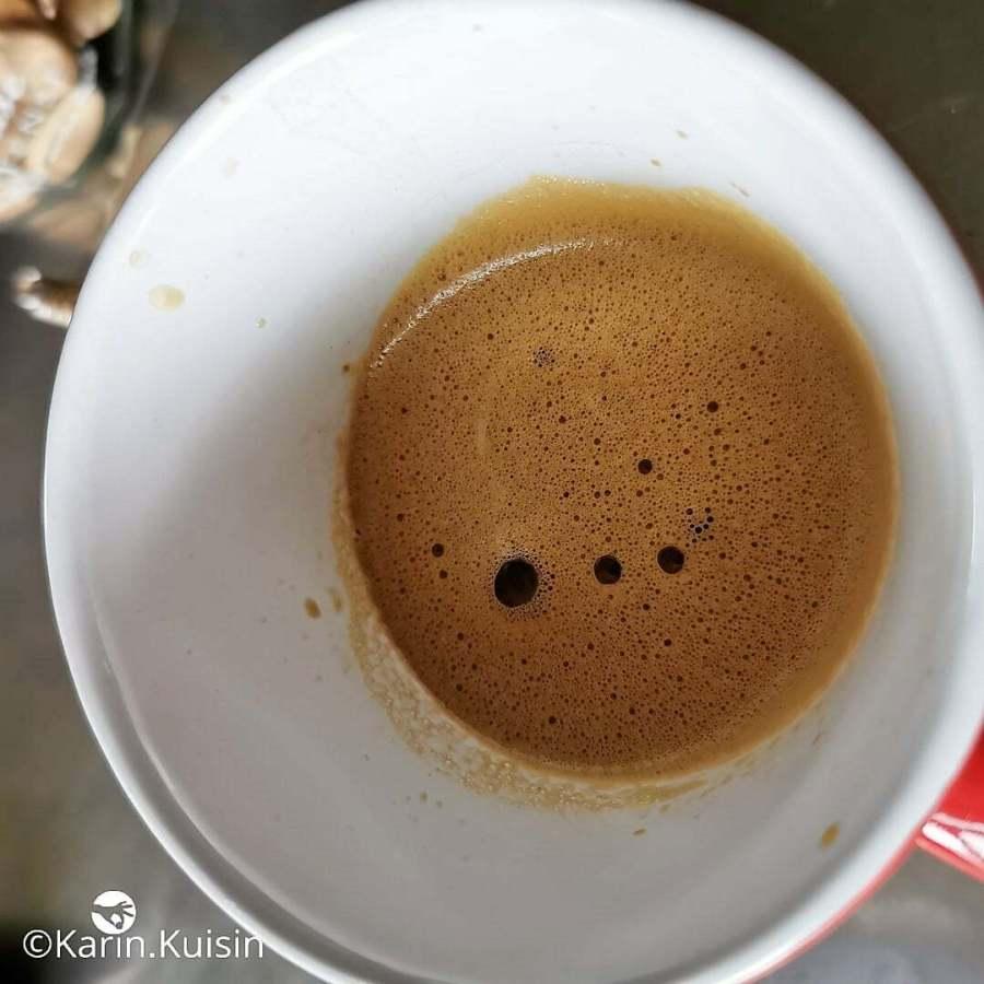 café dissoudre