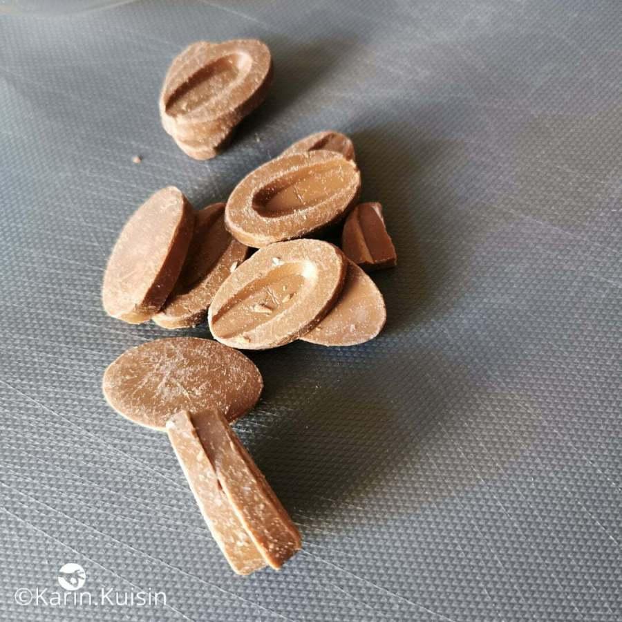 chocolat au lait jivara ingrédient