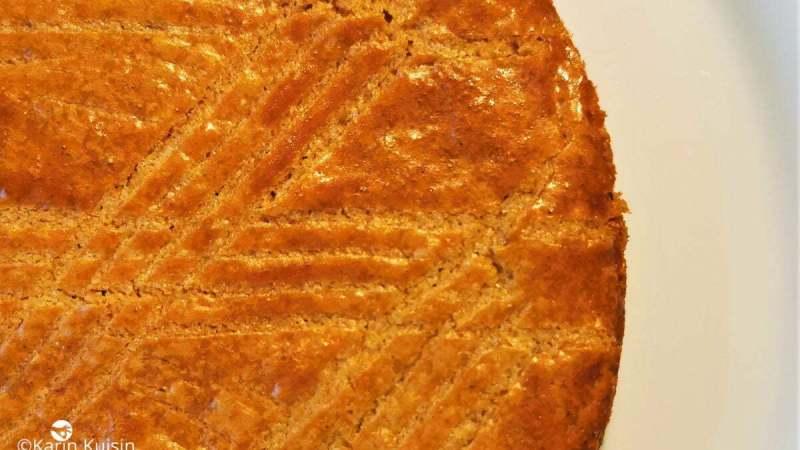 gâteau basque final Thierry Bamas