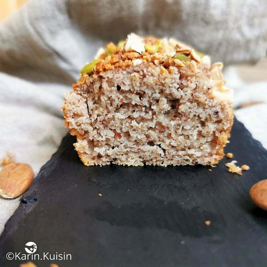 cake raisonné Frédéric Bau final découpe