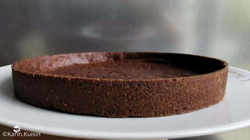 pâte sucrée cacao final Mori Yoshida