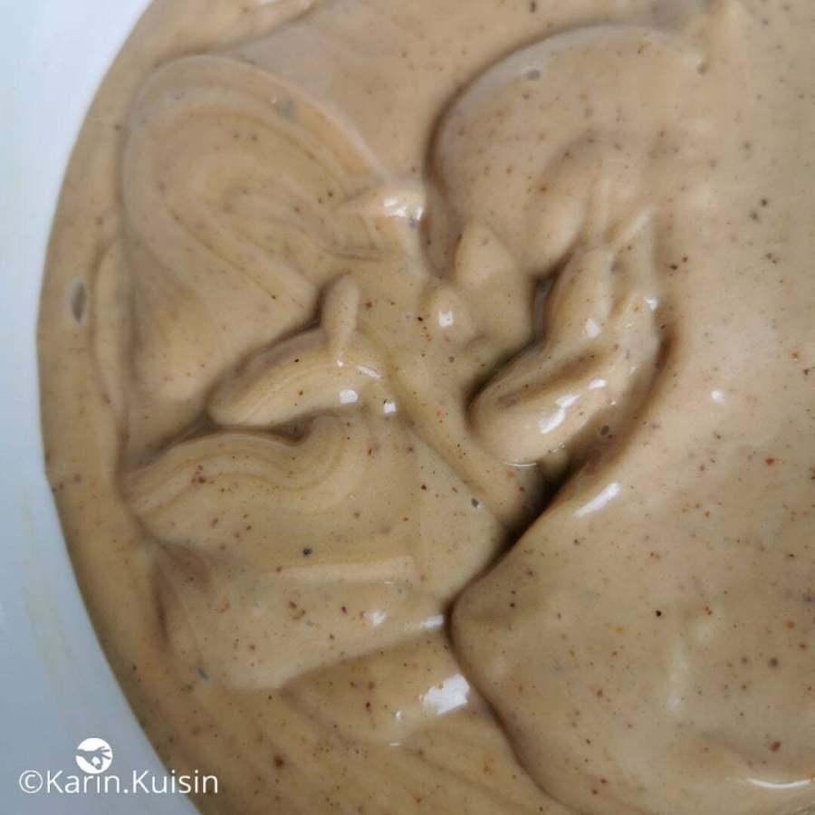 crème praliné réserver