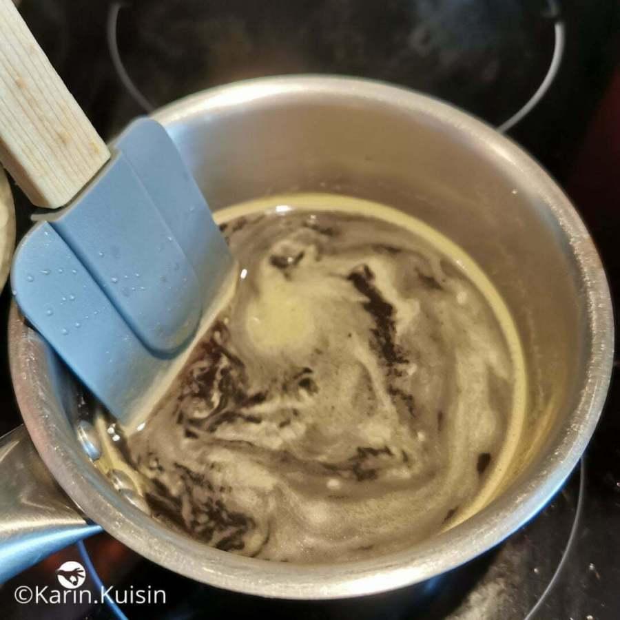 café sucre chauffer