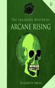 Arcane Rising Cover/ Illustration