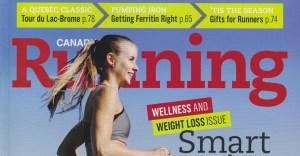 Canadian Running: The Skinny on Skim Milk