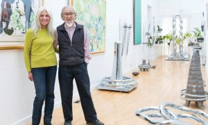Avenue Magazine: The Life and Legacy of Katie Ohe and Harry Kiyooka
