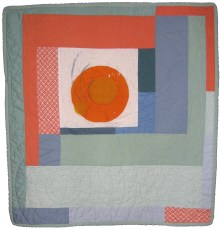 The Sun and Blue Quilt, 2007