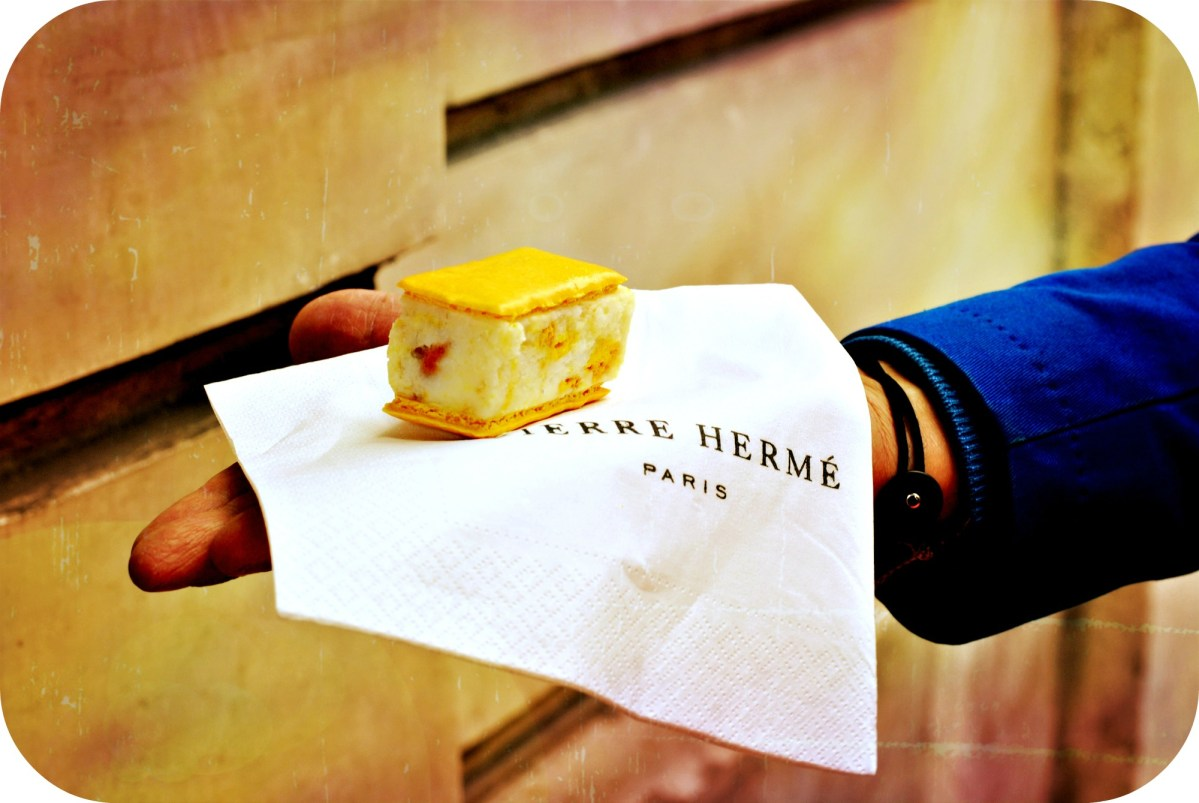 Pierre Hermé – Macaroon Ice Cream