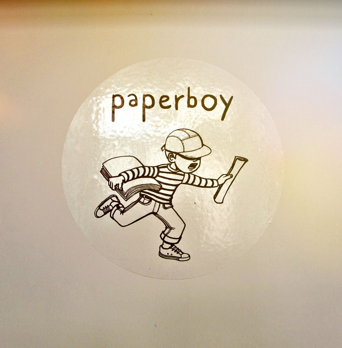 Paperboy - Never judge a place by its cover