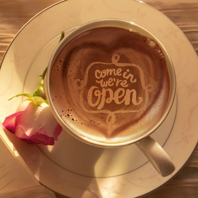 coffee open summer 2016