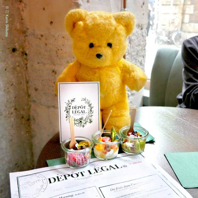 depot legal christophe adam kodak bear