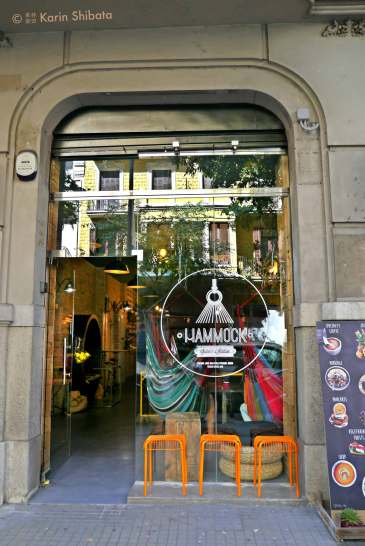 hammock juice station best speciality coffee shops barcelona