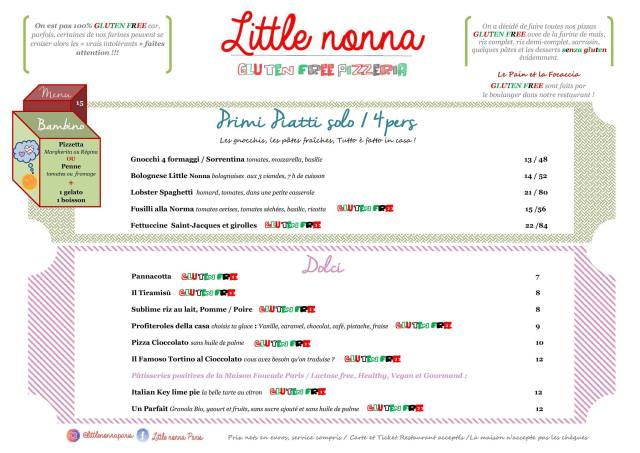 little nonna menu 3