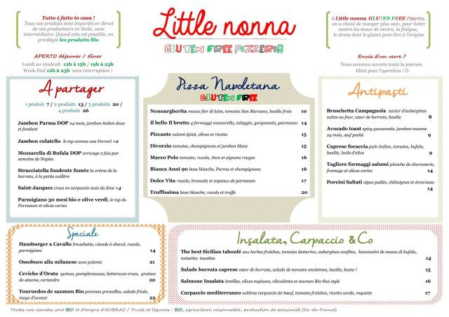 little nonna menu 4