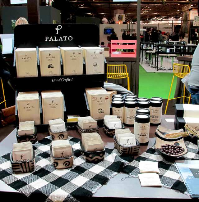 salon du chocolat 2019 palato chocolate bean to bar honduras