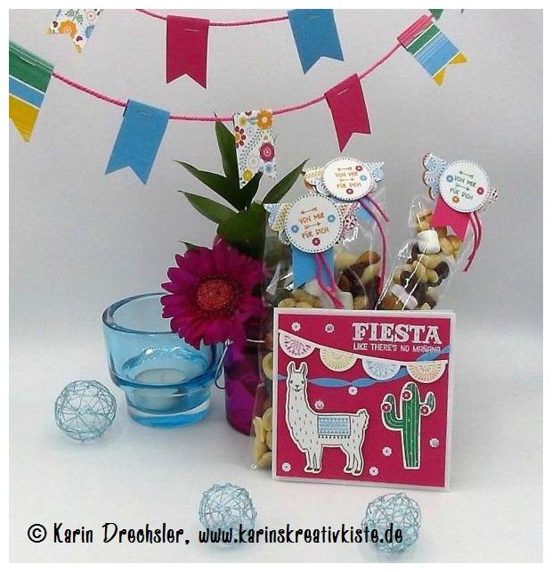 Geburtstag mit Birthday Fiesta