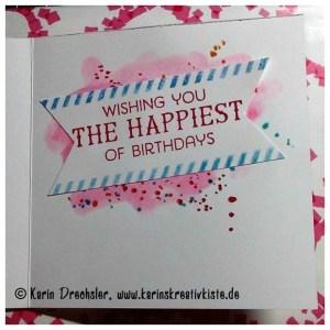 Geburtstagskarte innen