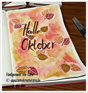 BuJo Oktober