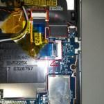 miix2 8でタッチパネルが反応しなくなった時の対処方法