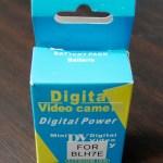 DMC-GM1K用バッテリーDMW-BLH7の互換バッテリーを買ってみた