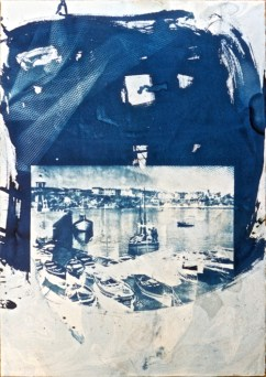 -and some did not return Cyanotype